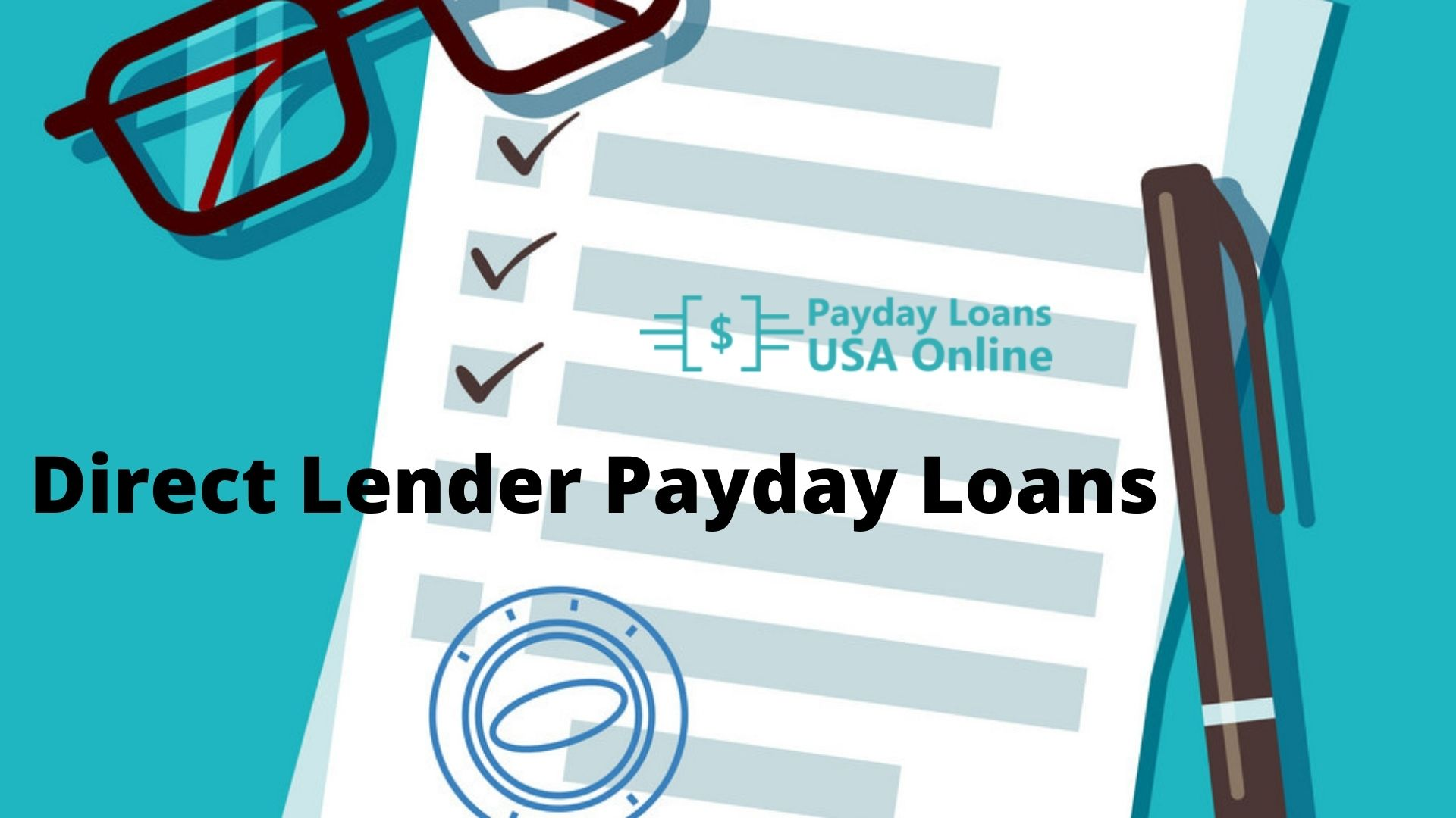 Online Payday Loans from Direct Lenders